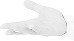 Mão esquerda do palhaço - Doutores da Alegria