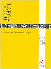 Lançamento da 1ª edição do caderno Boca Larga, dedicado a temas do universo clown;