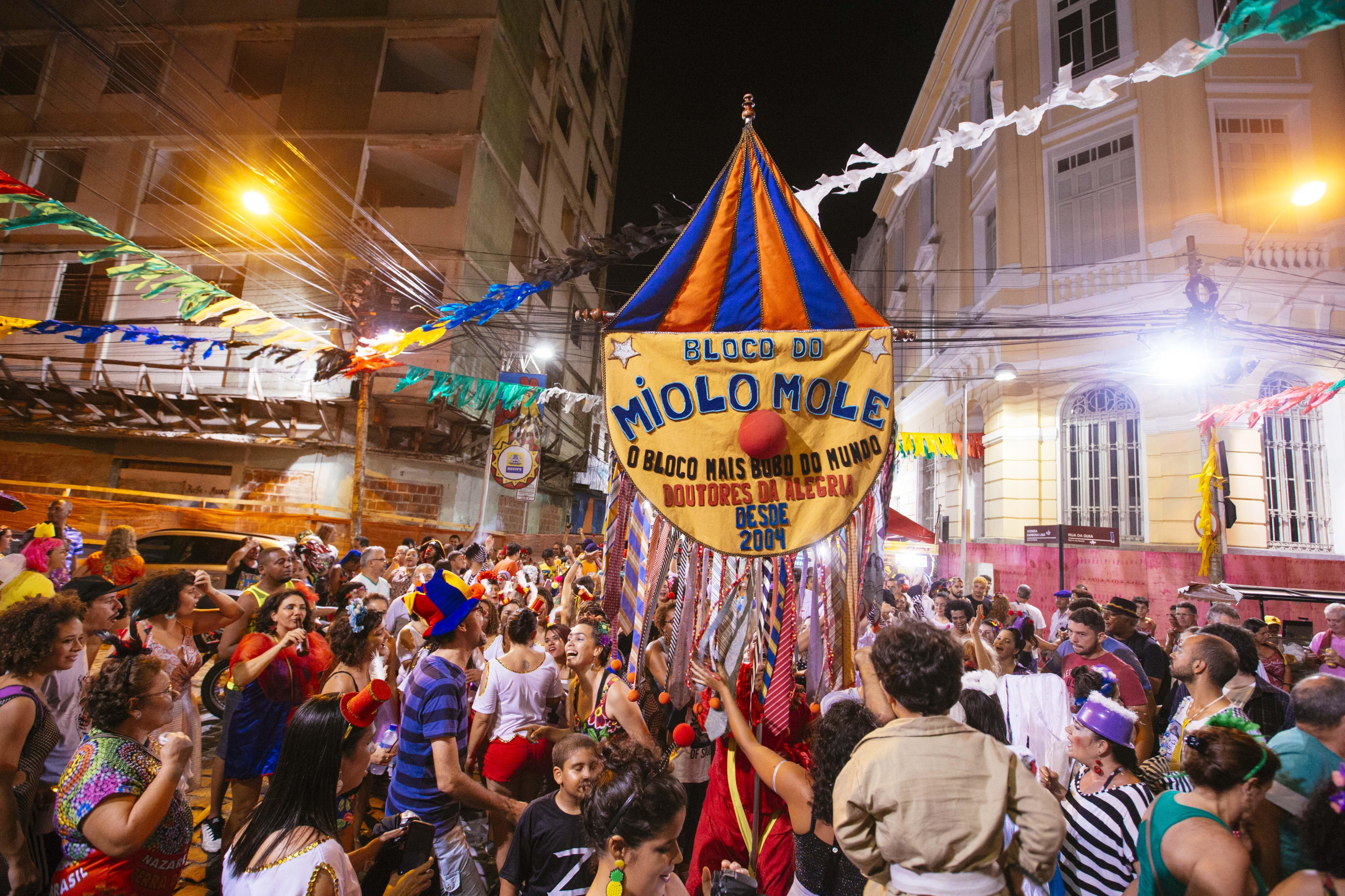Bloco do Miolo Mole desfila dia 8 trazendo Wellington Nogueira
