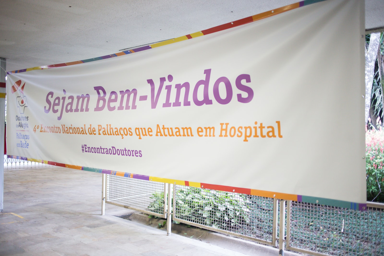 Guarde a data: 5º Encontro Nacional de Palhaços que Atuam em Hospital