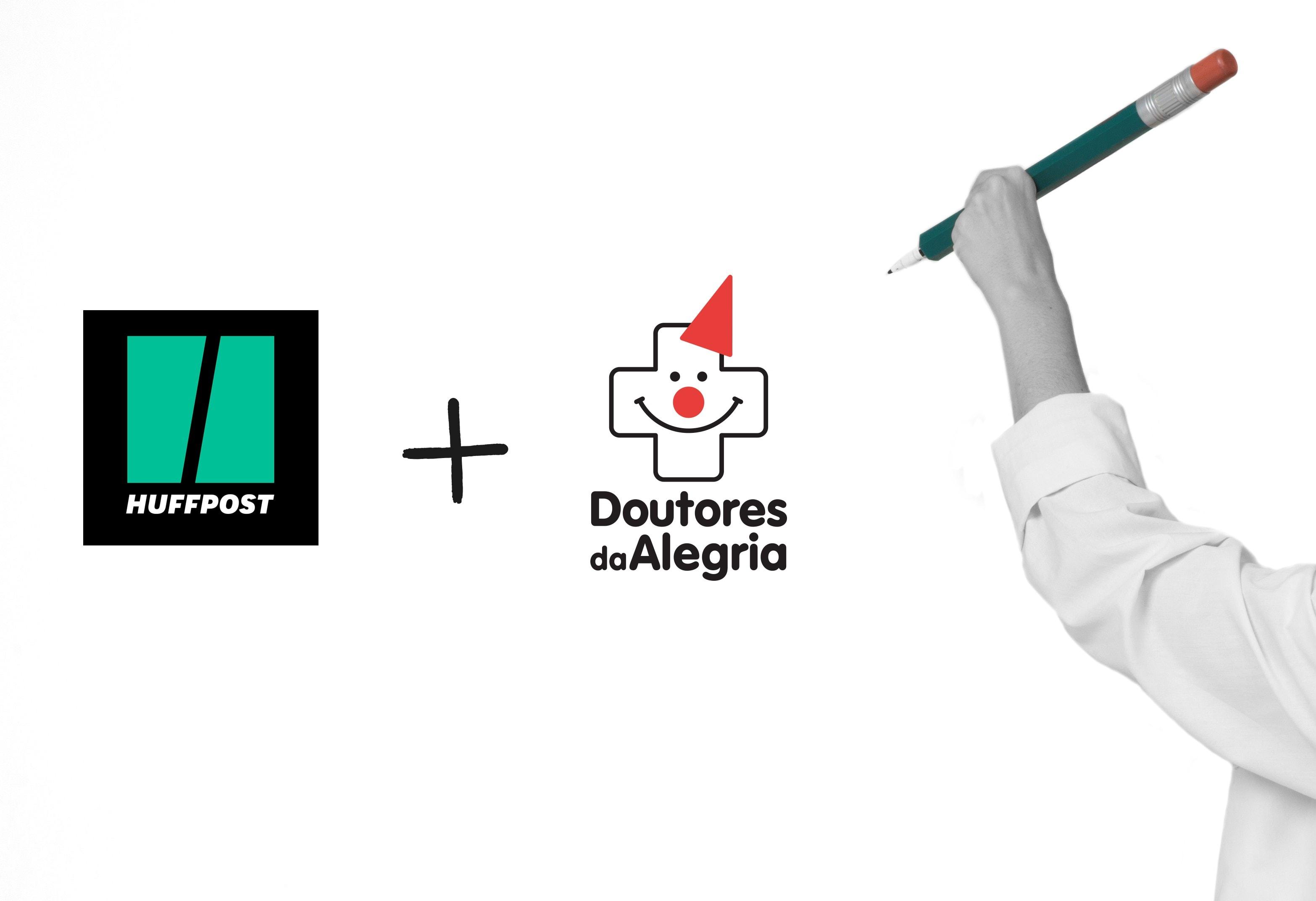 Doutores da Alegria amplia produção de conteúdo com artigos periódicos para o HuffPost Brasil