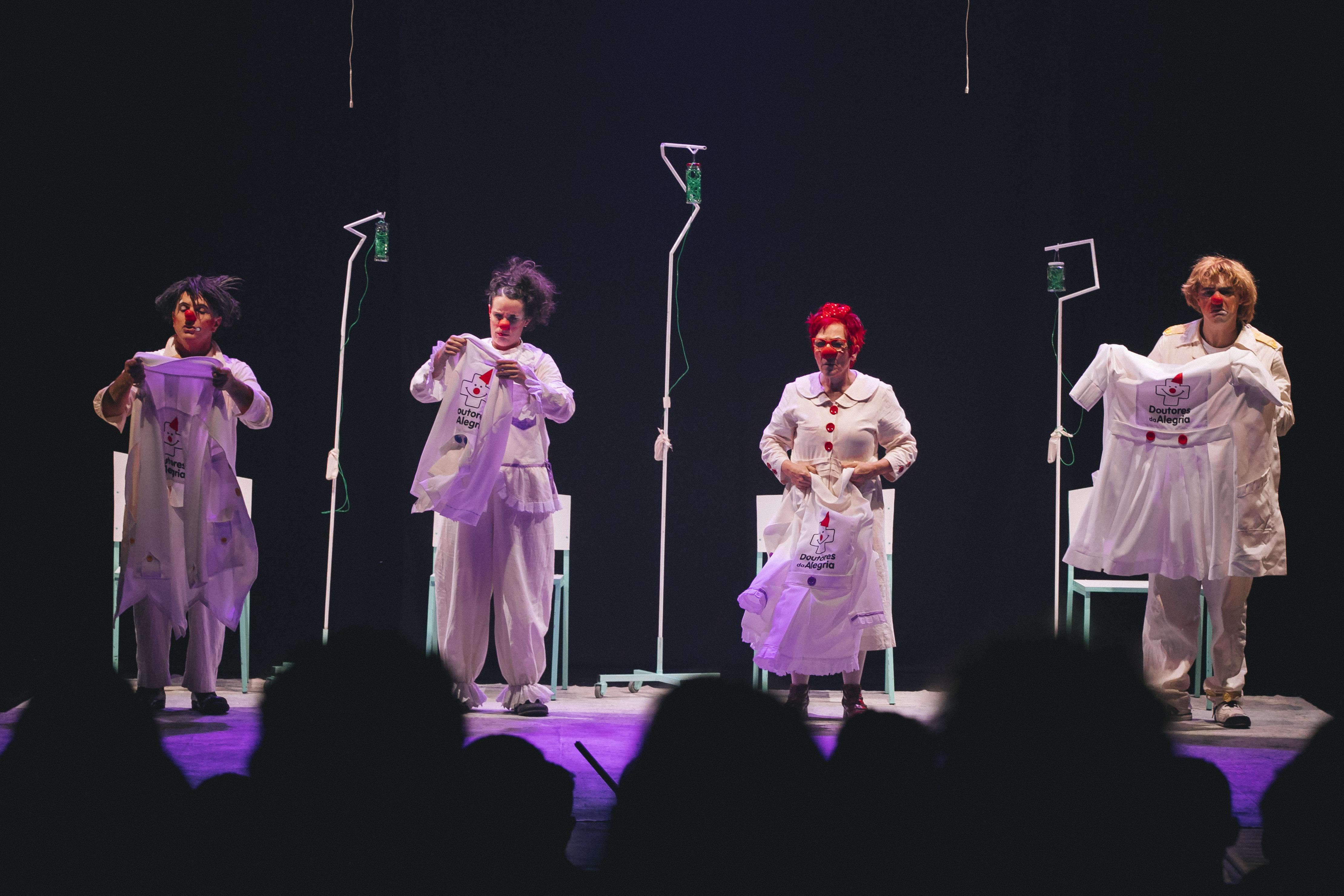 """""""Aquele Momento Em Que…"""" em quatro apresentações no Galpão do Folias"""