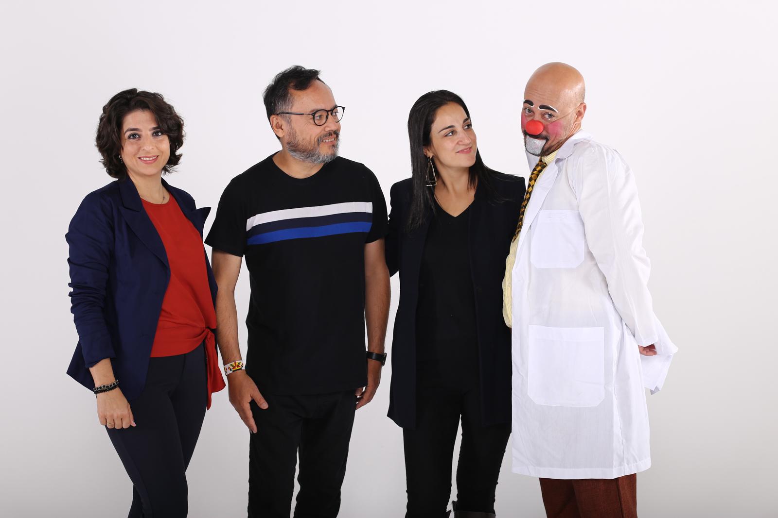 O inimaginável, para Doutores da Alegria, se tornou realidade